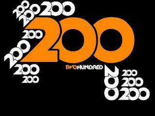 Algo intimo y muy personal en mi post NRO 200!...♥