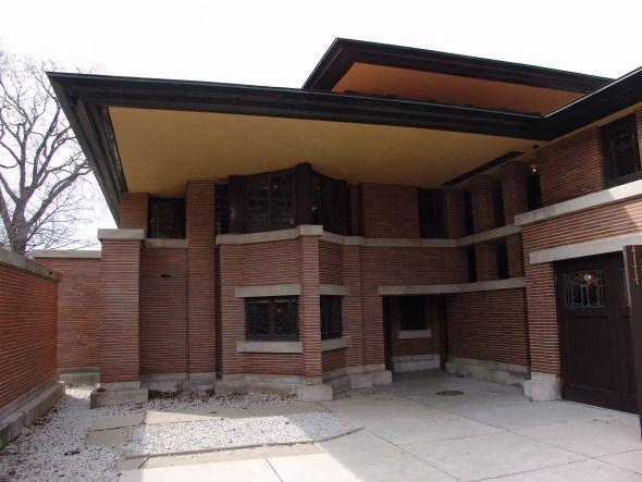 La piedra angular de la modernidad. Frank Lloyd Wright - Noticias de Arquitectura - Buscador de Arquitectura