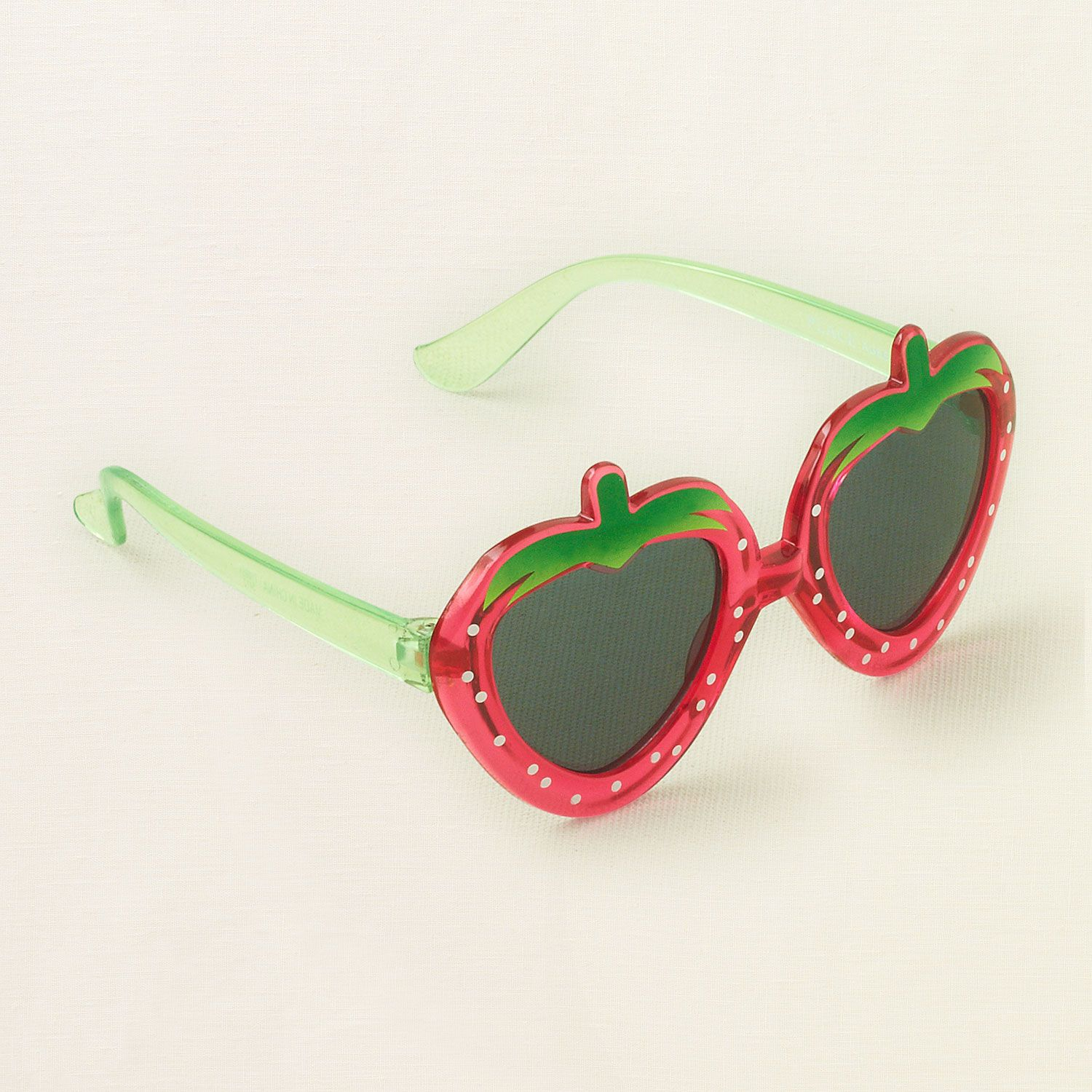 strawberry sunglasses from childrens place - if these were big enough for me, I would have stolen them off my 3-year-old cousin's face!