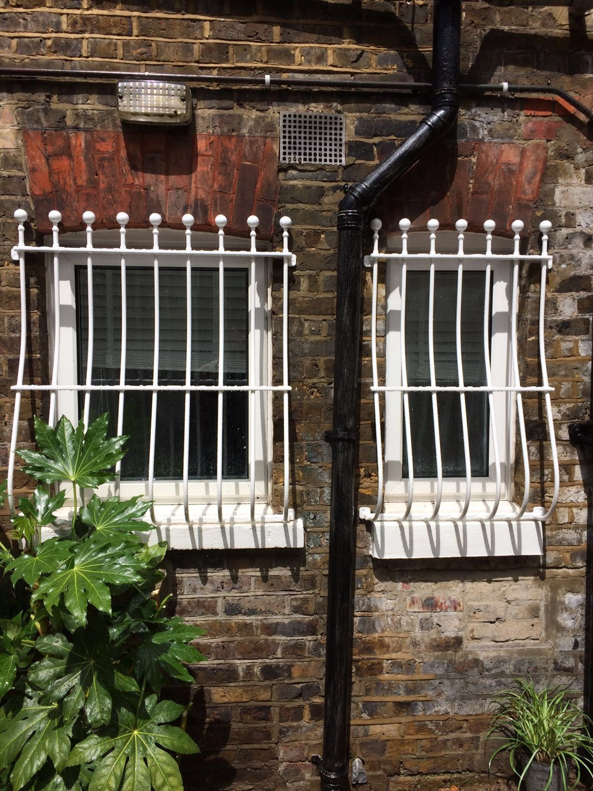 Roselle NJ Custom Window Bars bars Pinterest Window bars