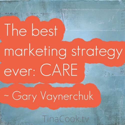 Social Media Quote by Gary Vaynerchuk O'Harra Marketing