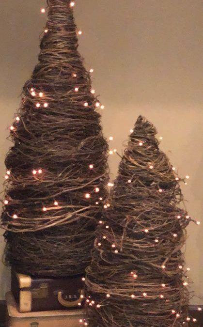 Photo of DIY Rustic Grapevine Tree – The Shabby Tree