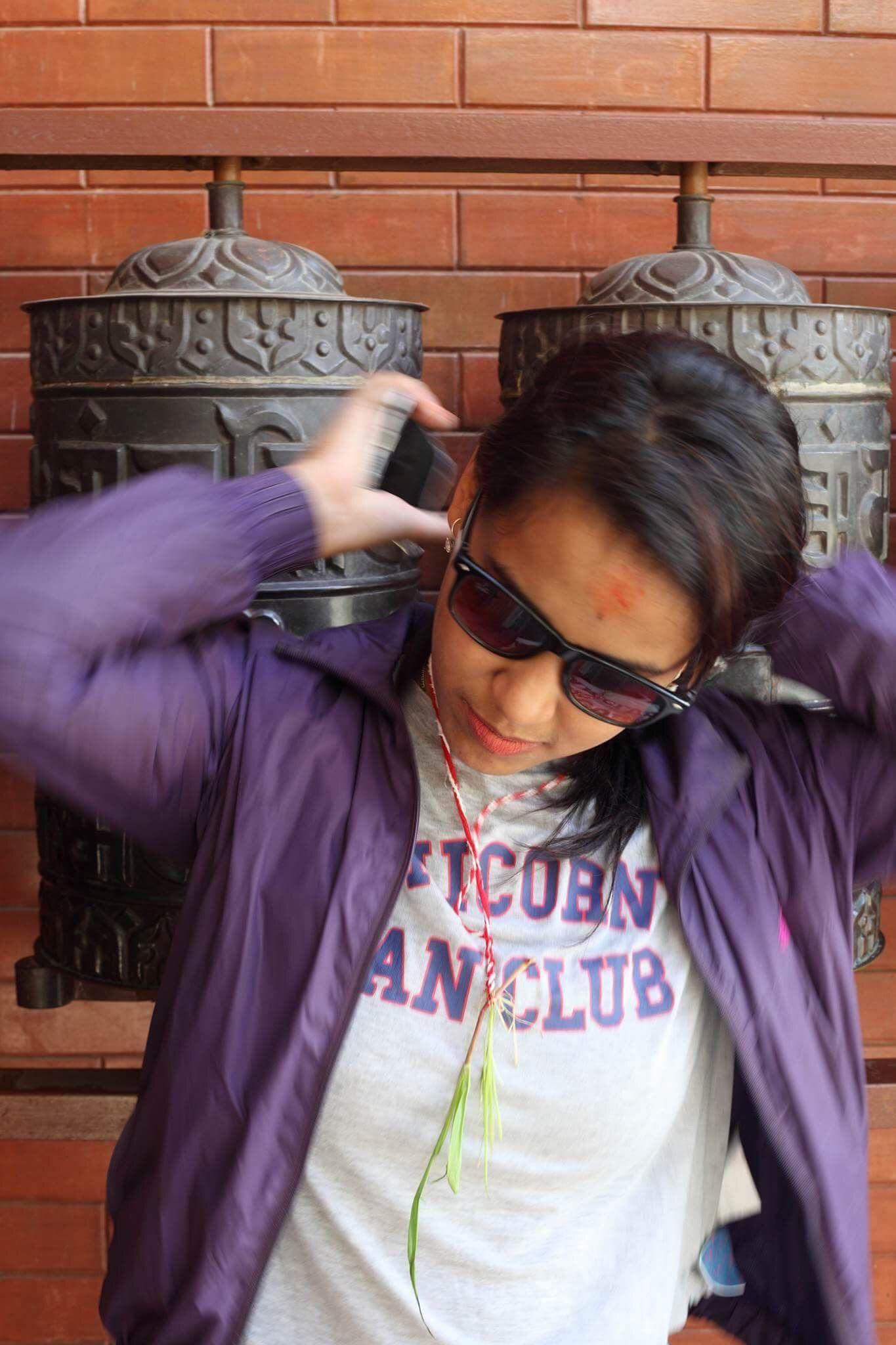 Preeti Amatya Yogita Amatya Kanchhu Smallest Naughty Sister Of Mine