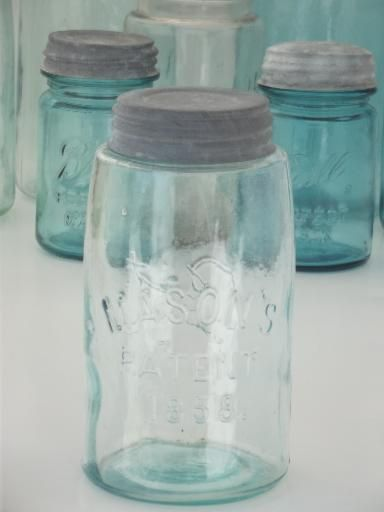 Antique Ball Canning Jars