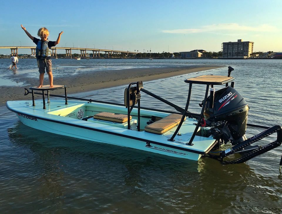 Skimmer skiff inshore flats boat it 39 s a skiff life for Flats fishing boats