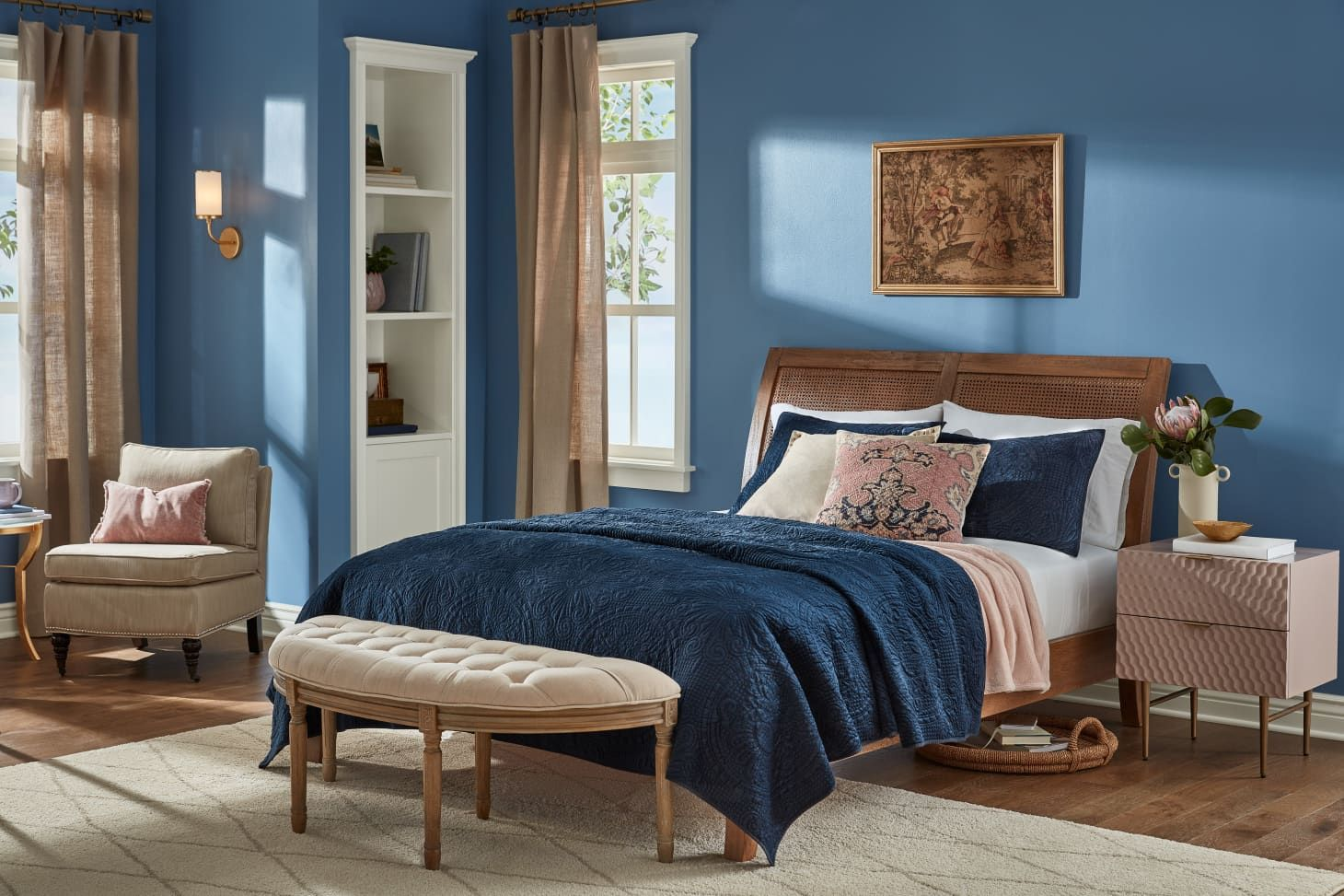 This 2020 Color of the Year Is Making Us Blush Boys room