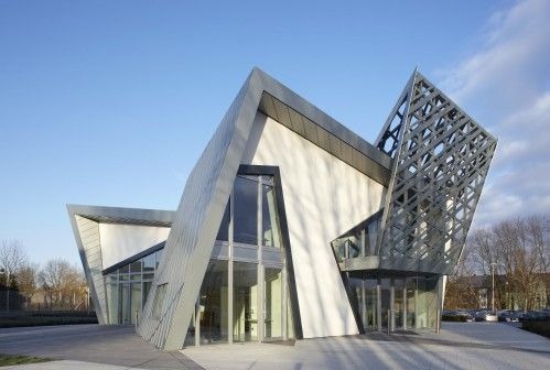 Modern Architecture Materials