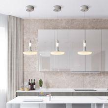 Minimalismo moderno hogar cocina luces colgantes para - Luminarias para cocina ...