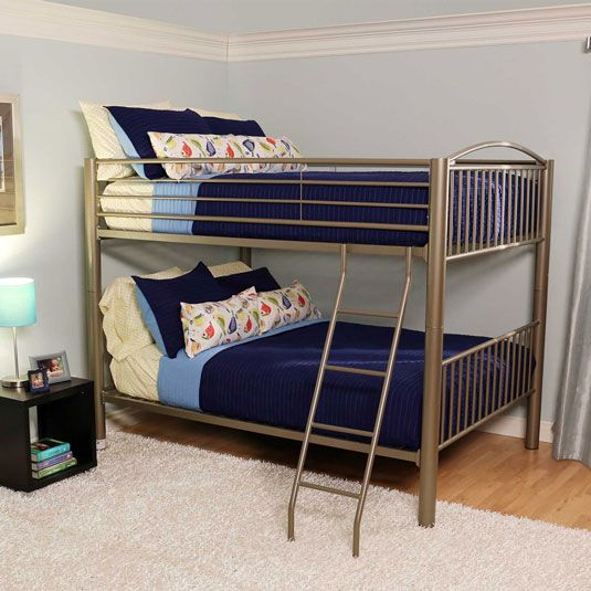 Greyson Full Over Full Bunk Bed By Jerome S Furniture Sku Pow05yb86