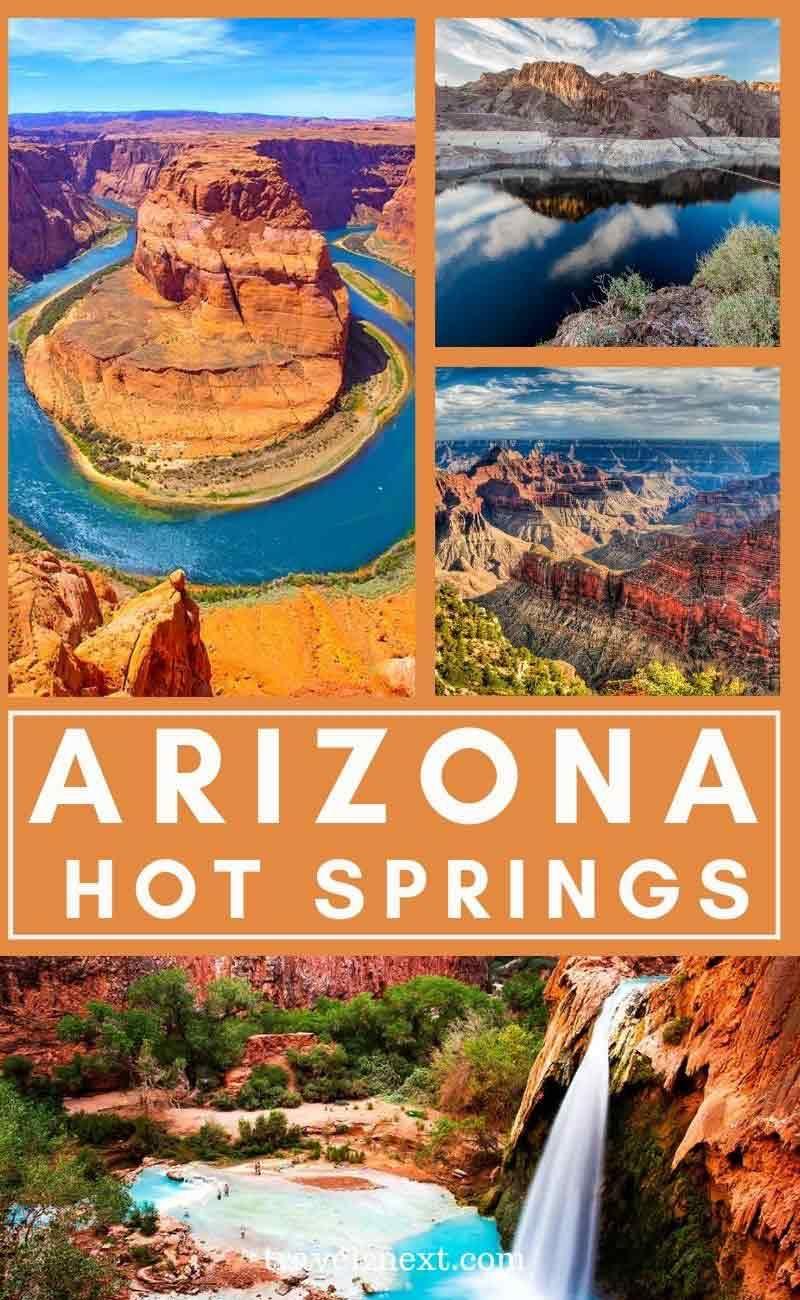 11 Amazing Arizona Hot Springs