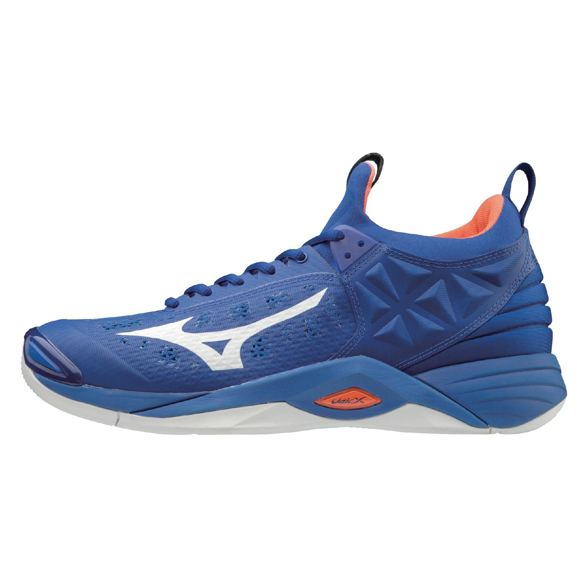 Mizuno Wave Momentum Men S Volleyball Shoes Mens Size 9 In Color Royal Orange 5220 Volleyball Shoes Mens Volleyball Shoes Shoes Mens