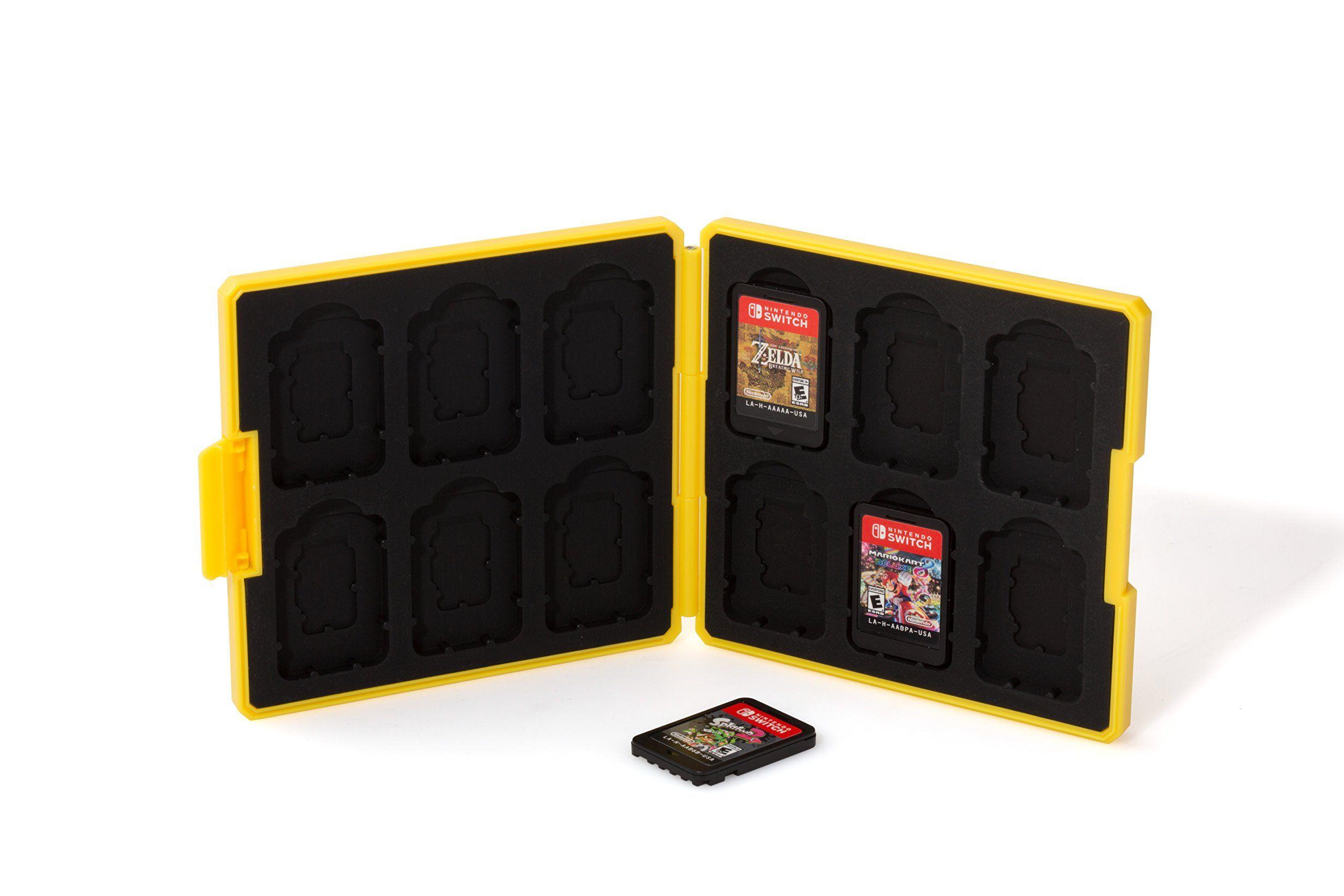 Powera Premium Game Card Case Question Block Nintendo Switch Game Card Powera Premium Card Games Mario Nintendo Nintendo