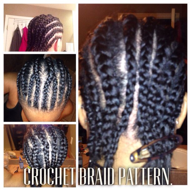 Havana Twist Crochet Braids For Kids Half Up Half Down Crochet