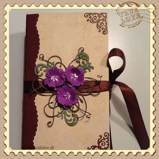 Lunasdatters Scrapbooking: Mini album