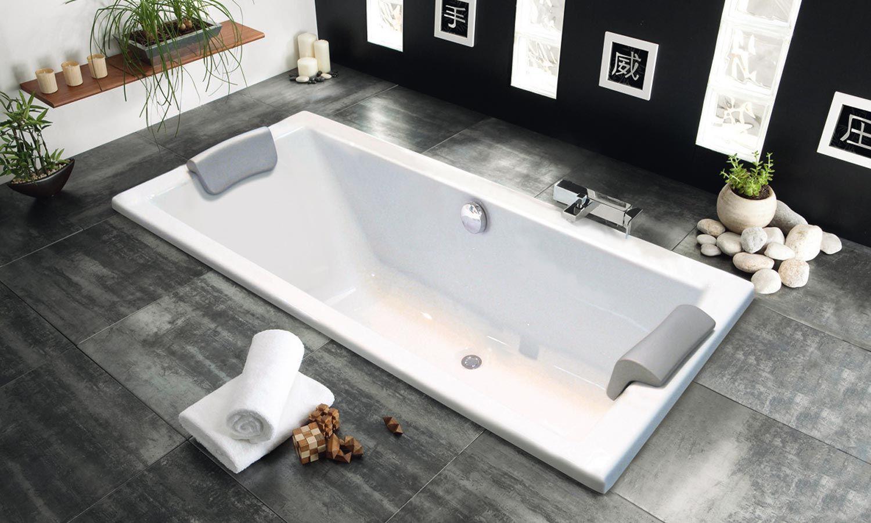 Salle De Bain Parement Baignoire ~ baignoire double quadra aquarine home pinterest baignoire