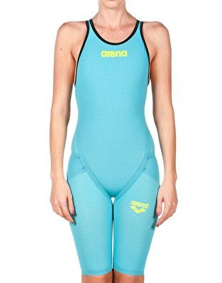 10d8b8c8e1 Arena Powerskin Carbon Flex VX Full Body Short Leg - Turquoise ...