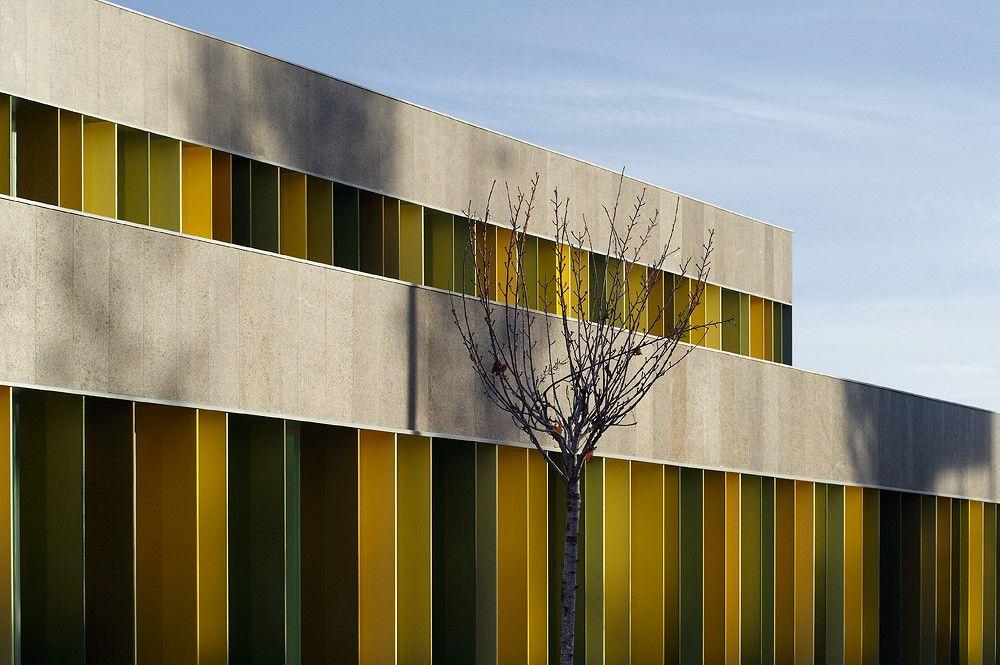 Scuola materna a Pamplona, © Iñaki Bergera