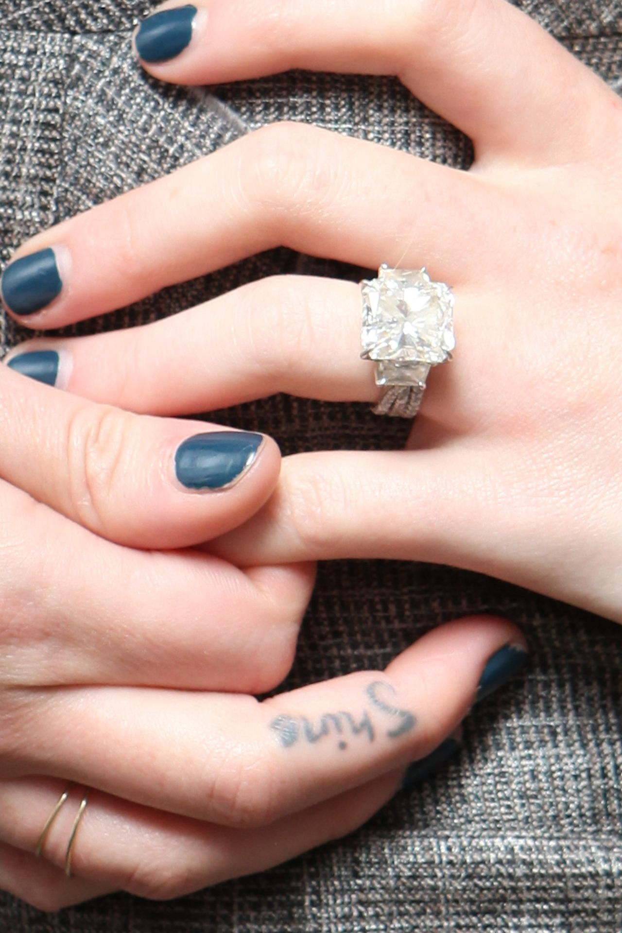 dream wedding - Hilary Duff Wedding Ring