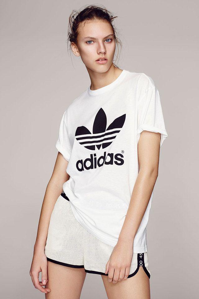 Topshop x adidas Originals SS15 Lookbook | Highsnobiety