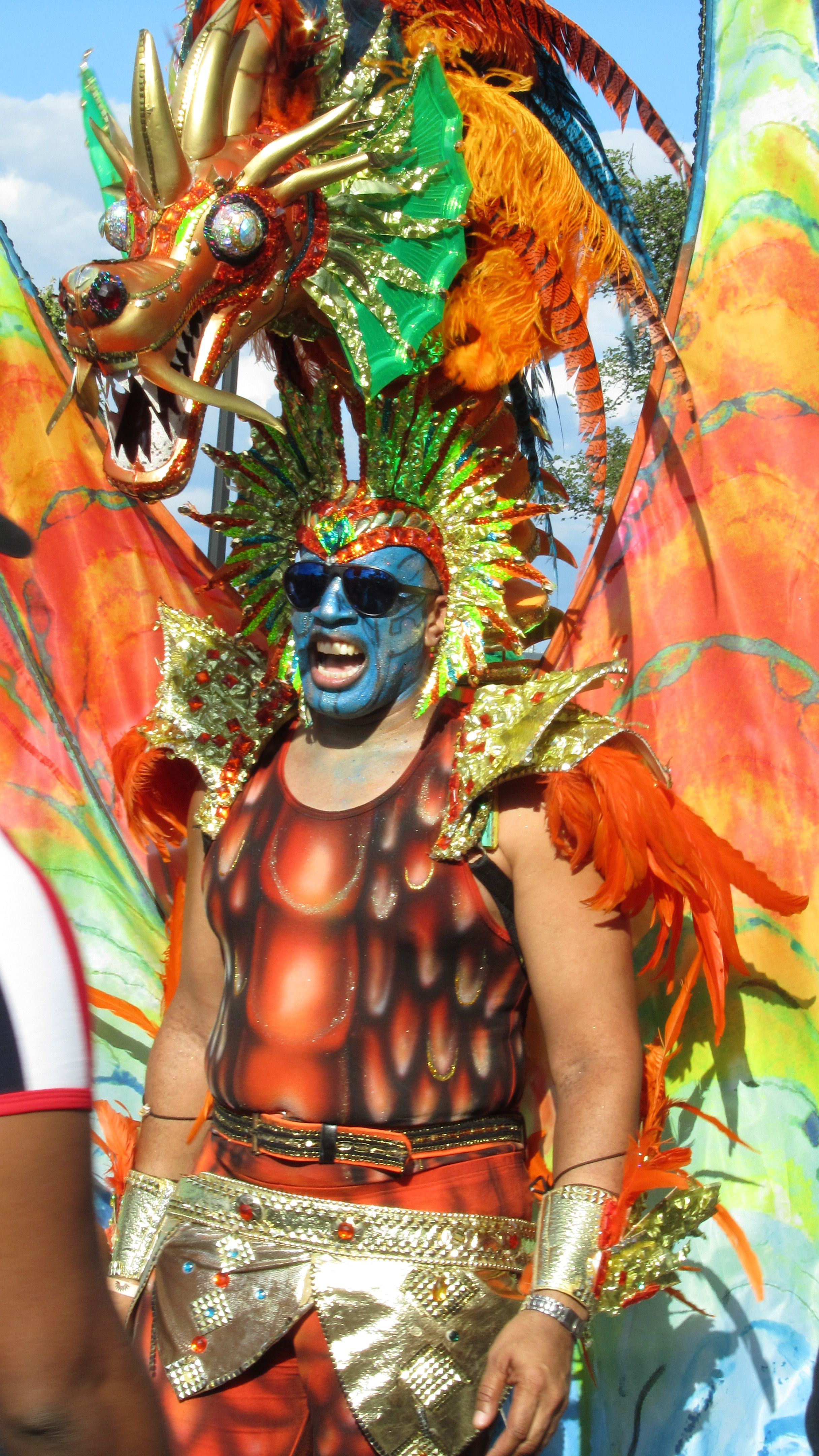 West Indian Day Parade 2016 - New York City - Jamaicans.com |West Indian Carnival Queen