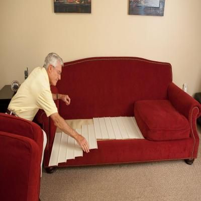 How To Fix A Sagging Sofa Bed Togo Review Couch Furniture Seat Cushion Support 80210 The Home Depot