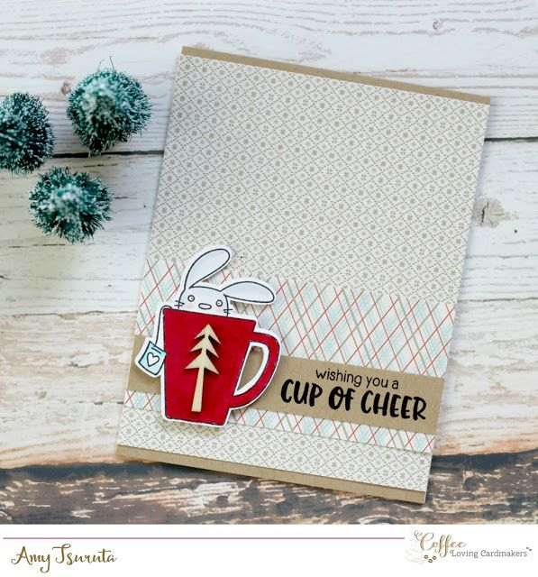 Tsuruta Designs: 2016 Winter Coffee Lovers Blog Hop Final Day: Cup of Cheer