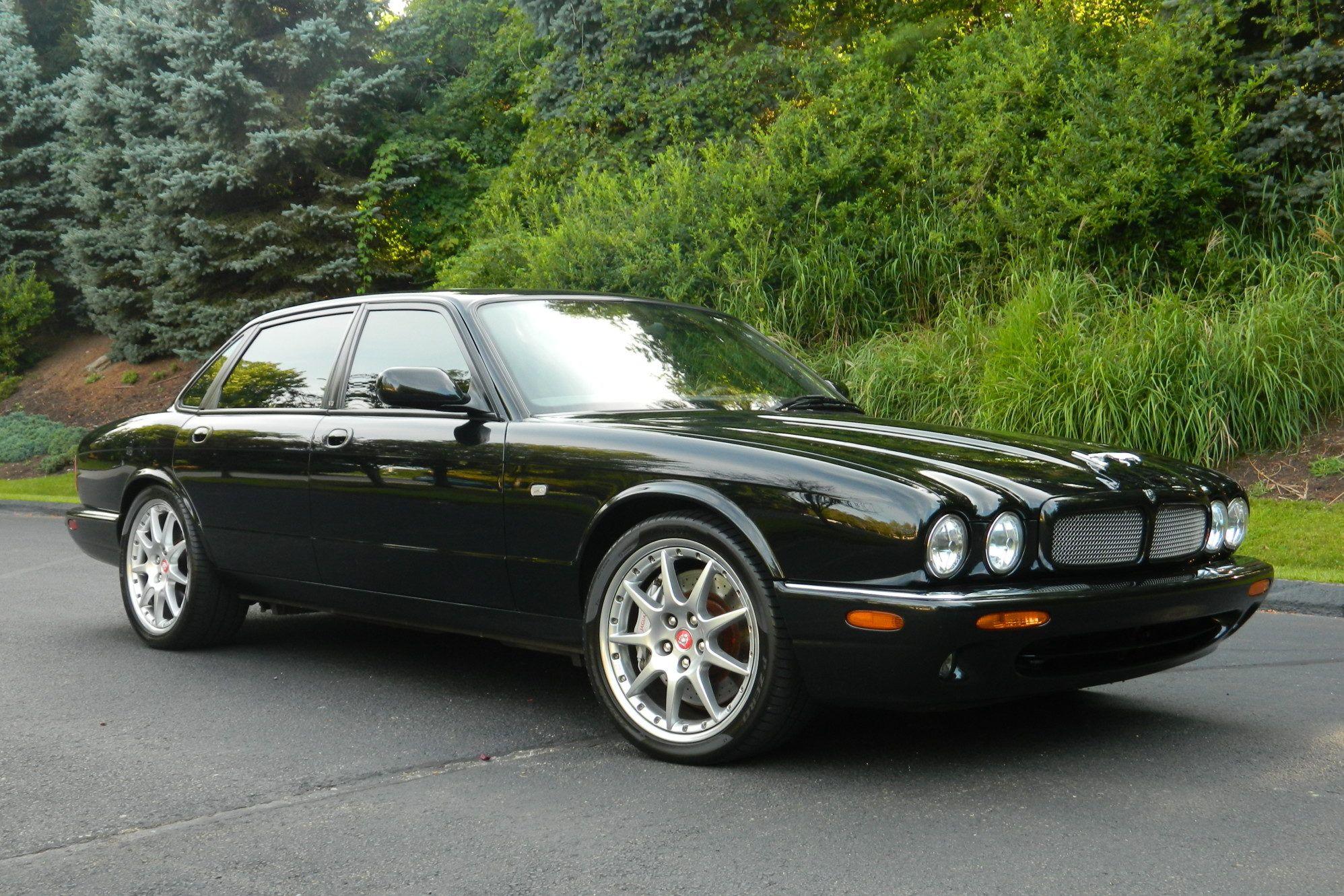 2002 Jaguar Xjr 100 Jaguar Jaguar Xj Classic Cars