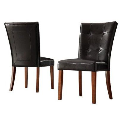 I need new head chairs for the dining room.
