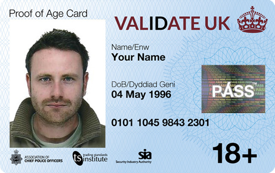 Official Id Card For The Uk  Tips    Bank Account