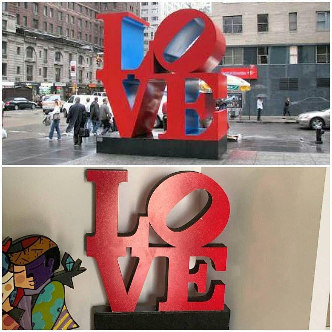 Miniatura de monumento LOVE de New York em MDF.  #Personalize.AM #Manaus #Amazonas #mdf #cortelaser #lasercut #Love #lovenewyork #miniatura #amor by personalize.am