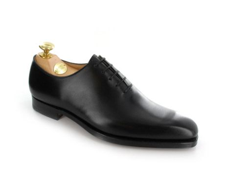 e22bbabd4cd1 Whole-cut, plain toe Balmoral, Bal or Oxford | Shoe | Shoes, Fashion ...