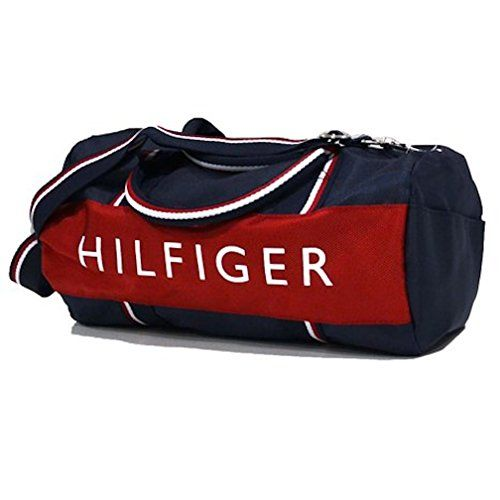 Signature Check Tommy Bag Awesome Navy This Red Duffle Hilfiger 5xwraxF