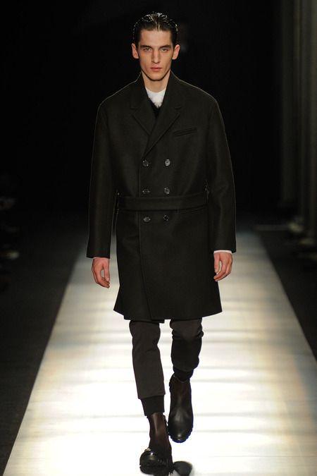 Neil Barrett | Fall 2014 Menswear Collection | Style.com