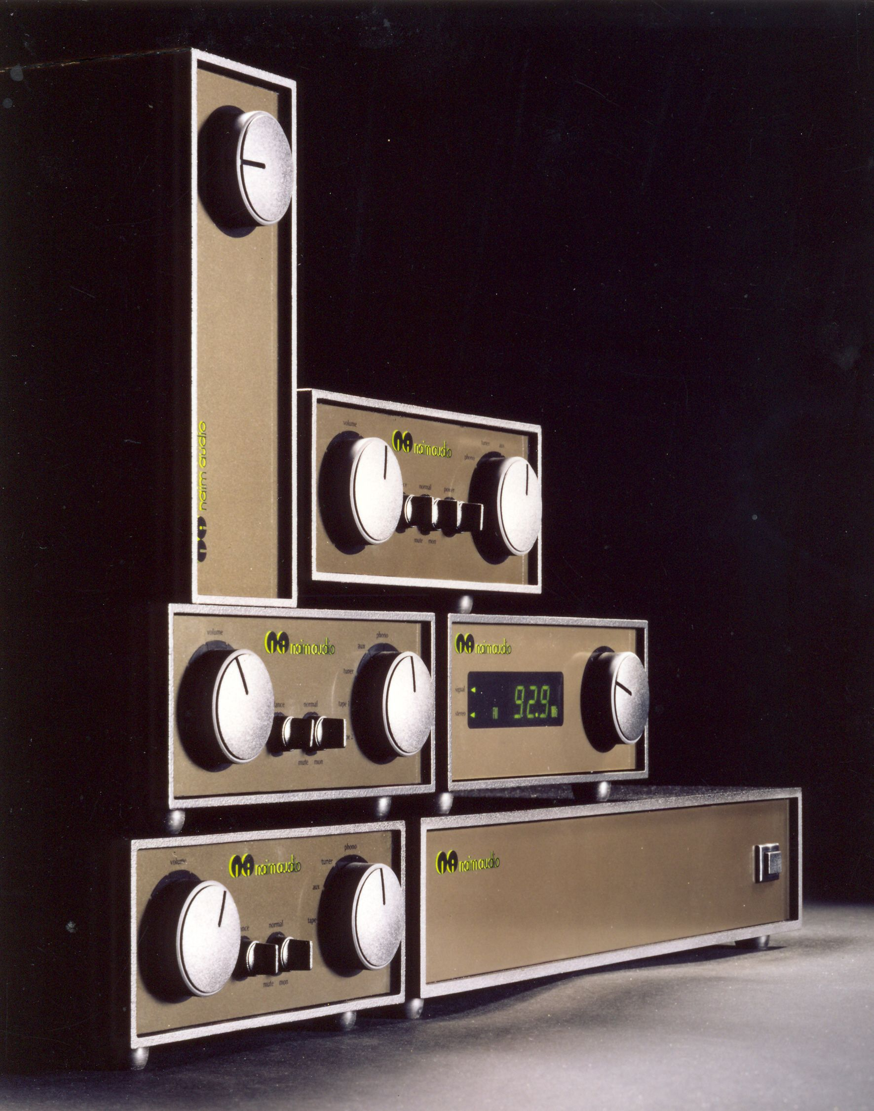 Naim Audio Olive system. I own a NAIT2 and NAT03 Tuner in ...