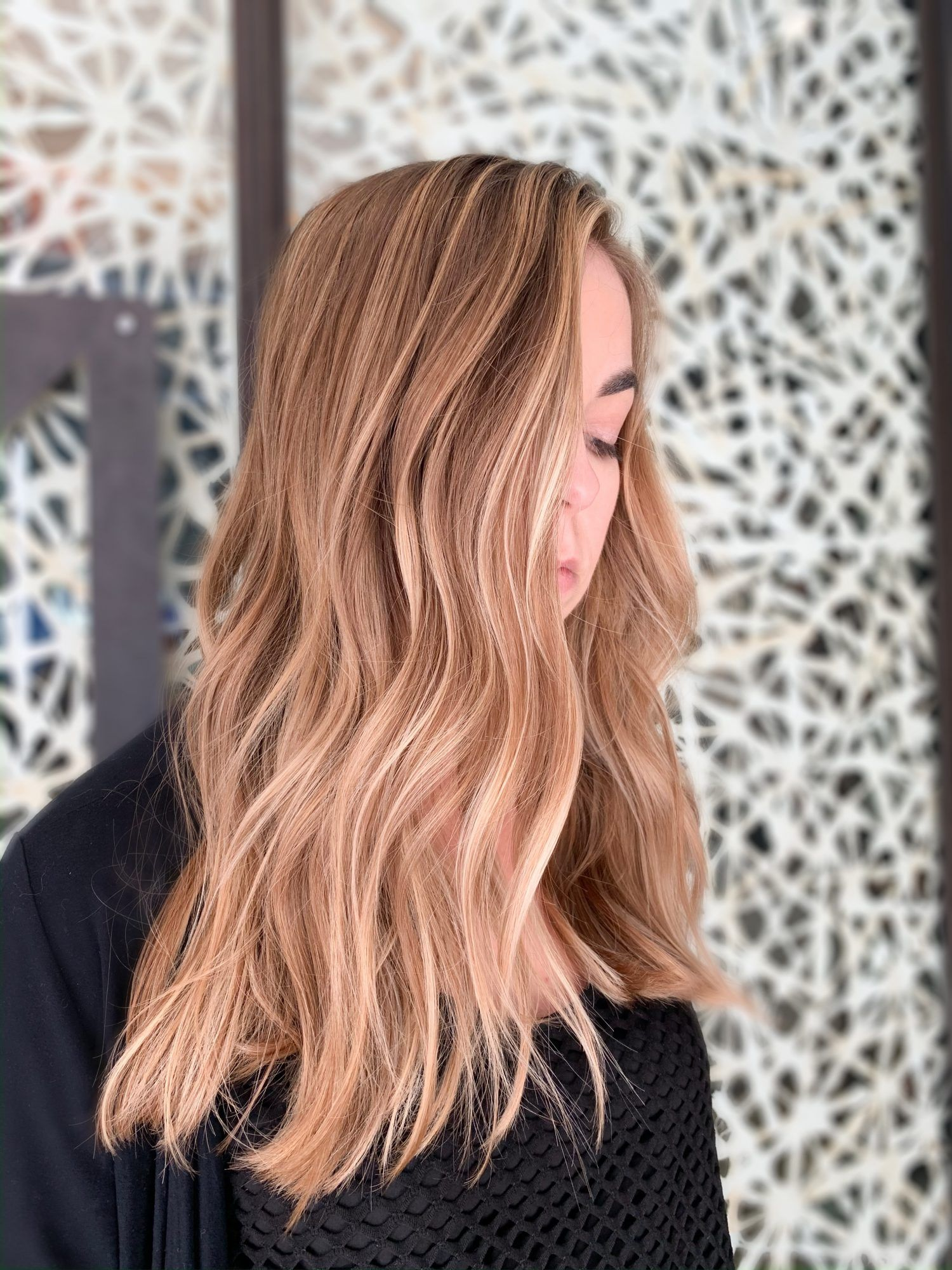 Toasted Strawberry Blonde Is Spring S Hottest Hair Color In 2020 Spring Hair Color Spring Hair Color Trends Spring Hairstyles