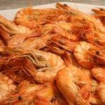 Γαριδομπουκιτσες…..beste Spezialität für die Fastenzeit (Shrimps)