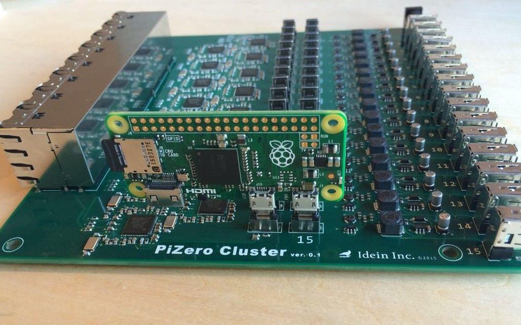 ¿Qué puedes hacer con un clúster de 80 dólares basado en las #RaspberryPi #Zero? http://goo.gl/ilcYYb #What #can you #do with #a #cluster #based on the u$d 80 #RaspberryPiZero? #PiZeroCluster https://plus.google.com/+RicardoCamargo/posts/XWz1JgzMSsY