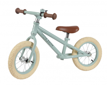 Little Dutch 4541 Laufrad 12 Balance Bike Loopscooter Mint By