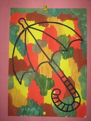 Výtvarné nápady podzim