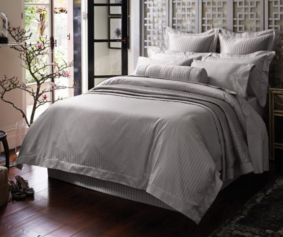 Sheridan-1200Tc-Millennia-Silver-Quilt-Cover-Set | Quilt Cover ... : sheridan queen quilt cover - Adamdwight.com