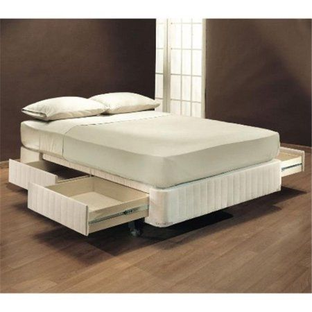 Seahawk Designs 50013 Sto A Way Off White Four Drawer