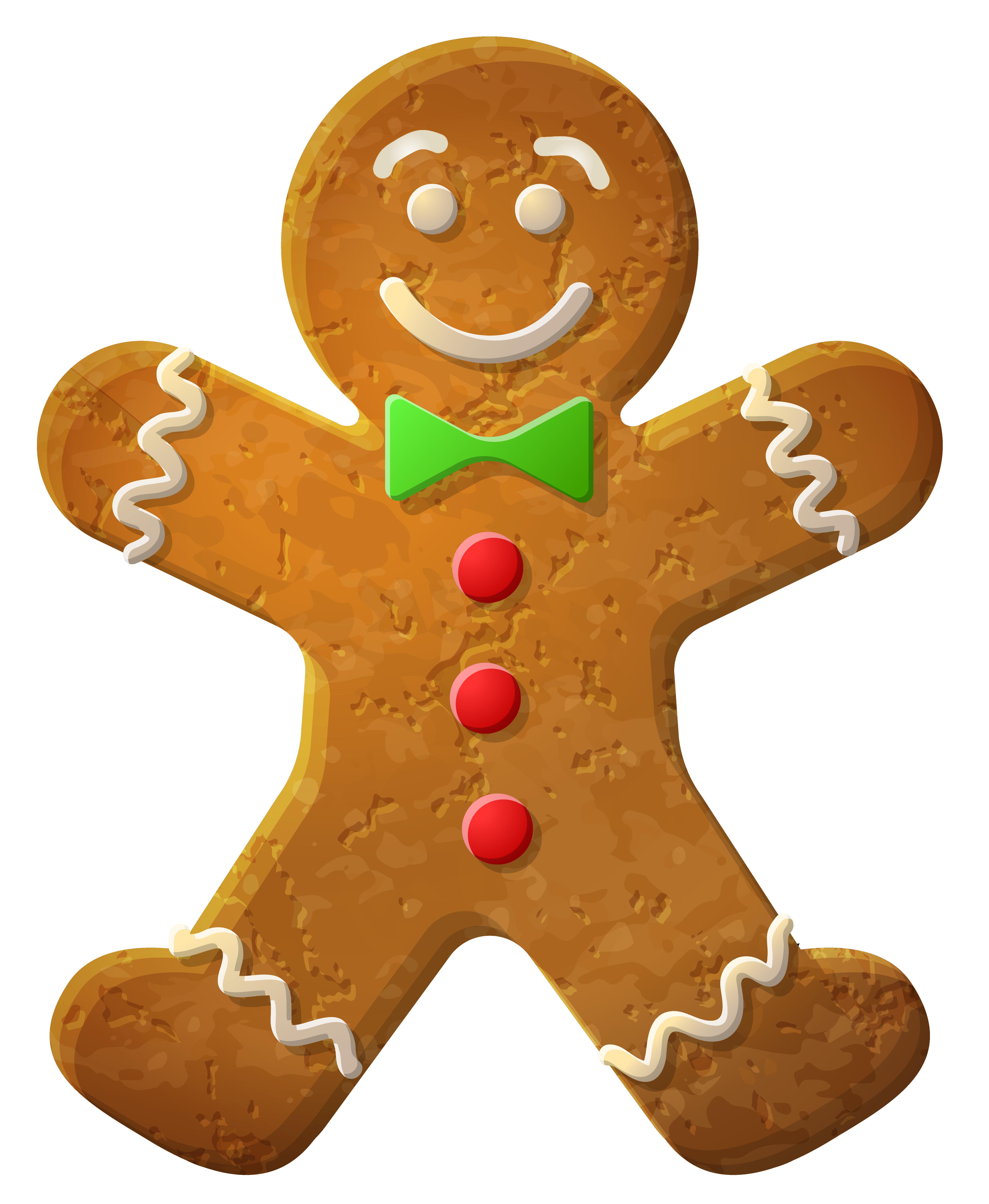 Gingerbread Man Png Gingerbread Man Decorations Gingerbread Man Homemade Christmas Decorations