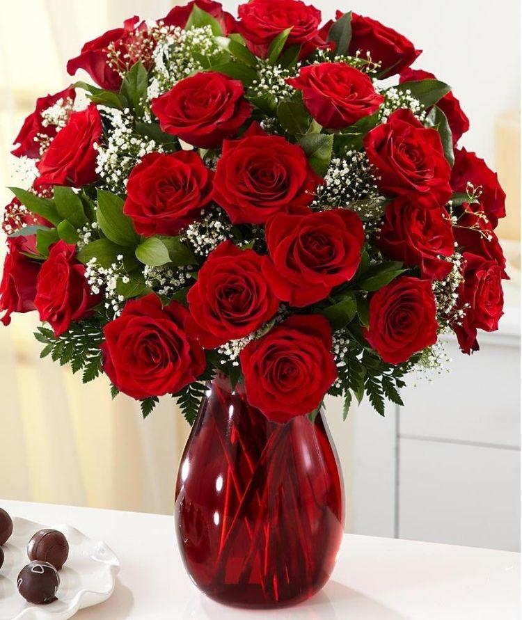 Fleur Pour La Saint Valentin