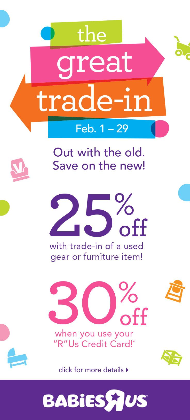 It S Back The Great Trade In Event Is On Now Through Feb 29