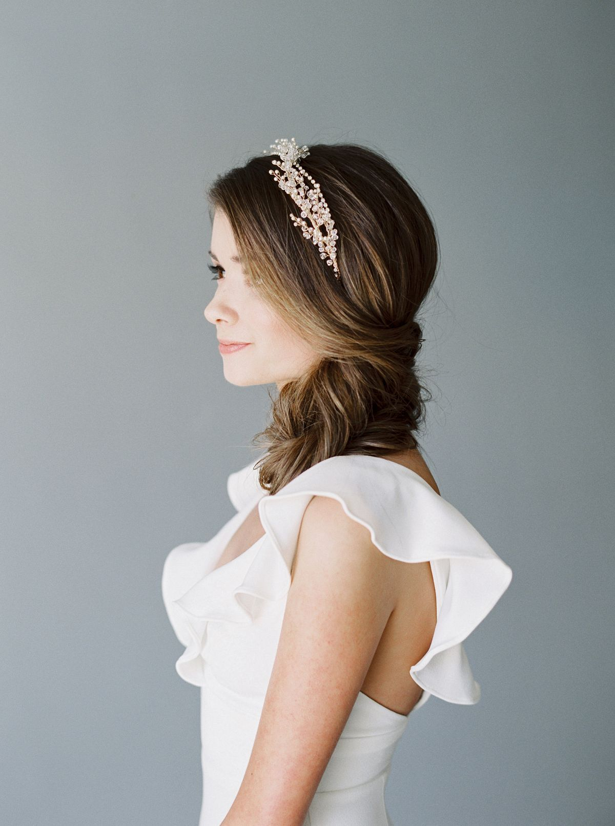 three timeless bridal hairstyles we love besty blue