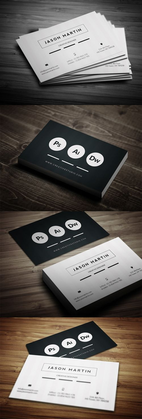 Want to learn how to create amazing business cards? Download for ...