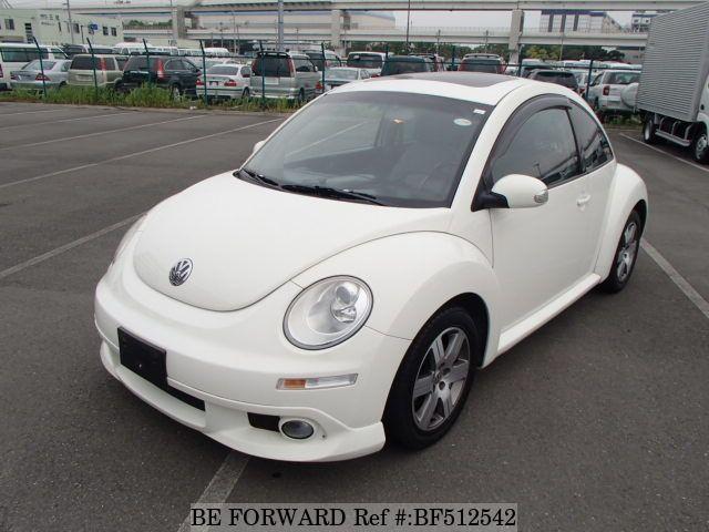 Be Forward 2007 Volkswagen New Beetle Volkswagen New Beetle