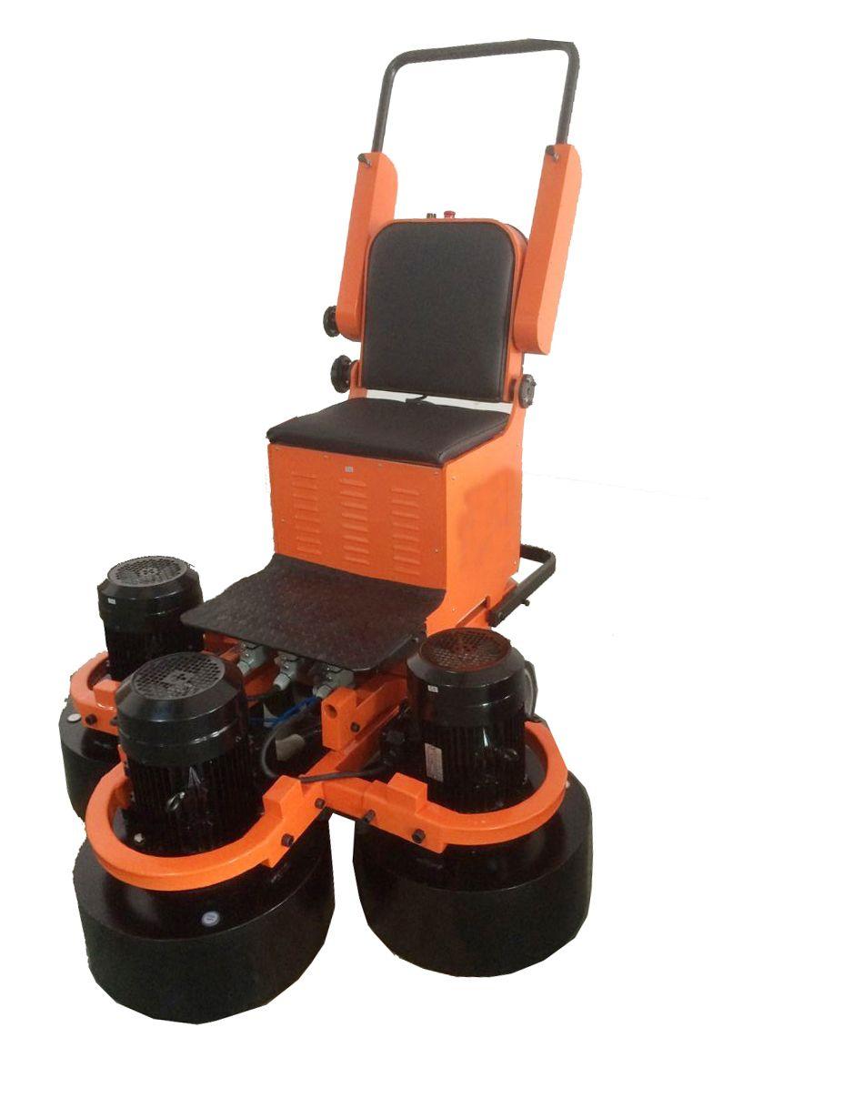 remote control floor grinding machine | concrete grinding