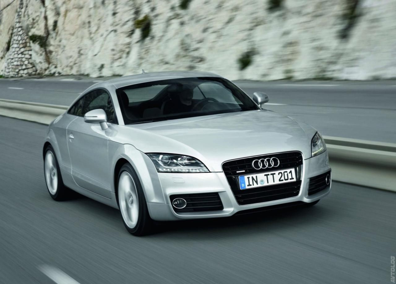 Фото › 2011 Audi TT Coupe Audi tt, Audi, Audi tt roadster
