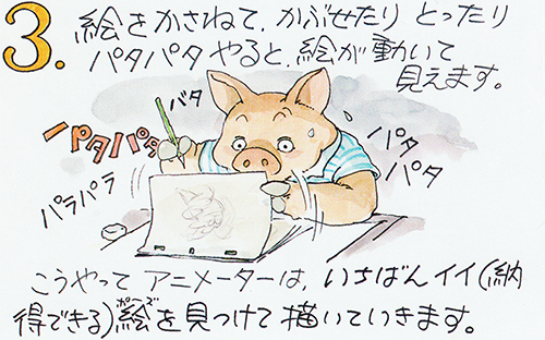 Artsy References From The Animators Desk In The 絵 上達 スタジオジブリ 絵画のチュートリアル